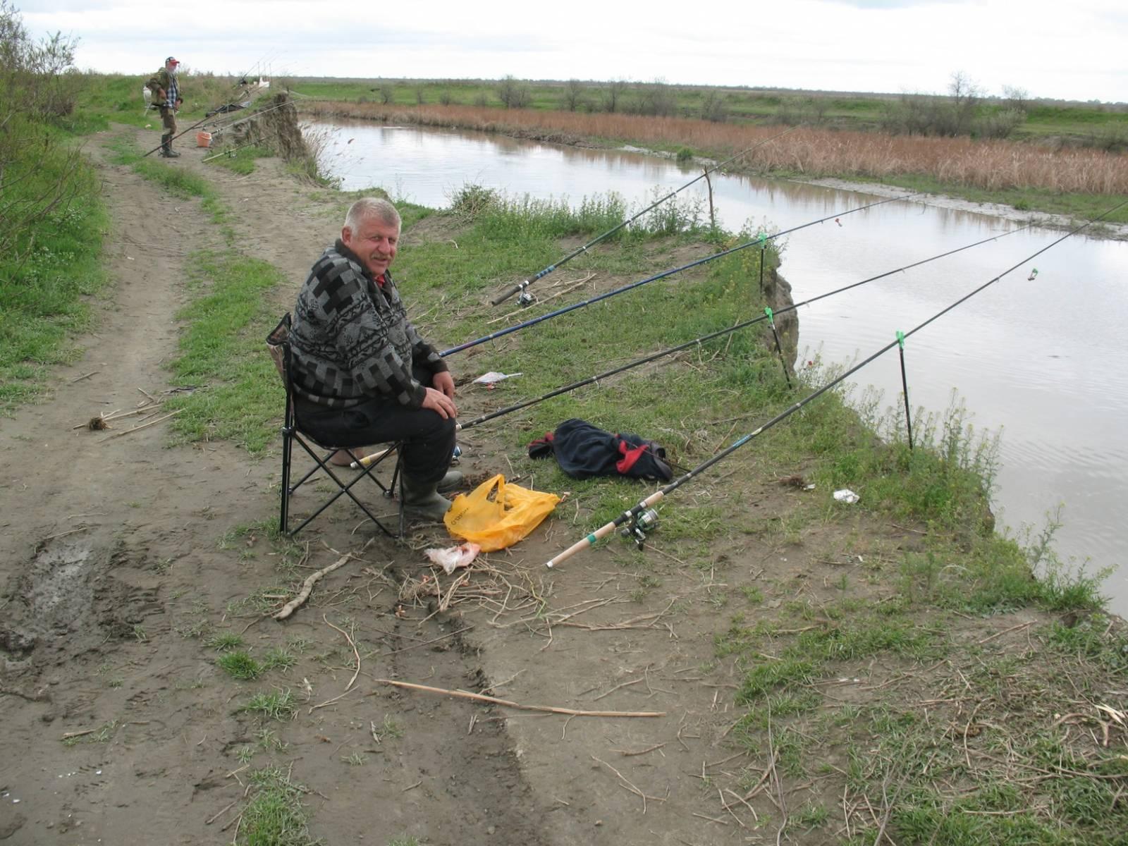 рыбалка и погода моздок