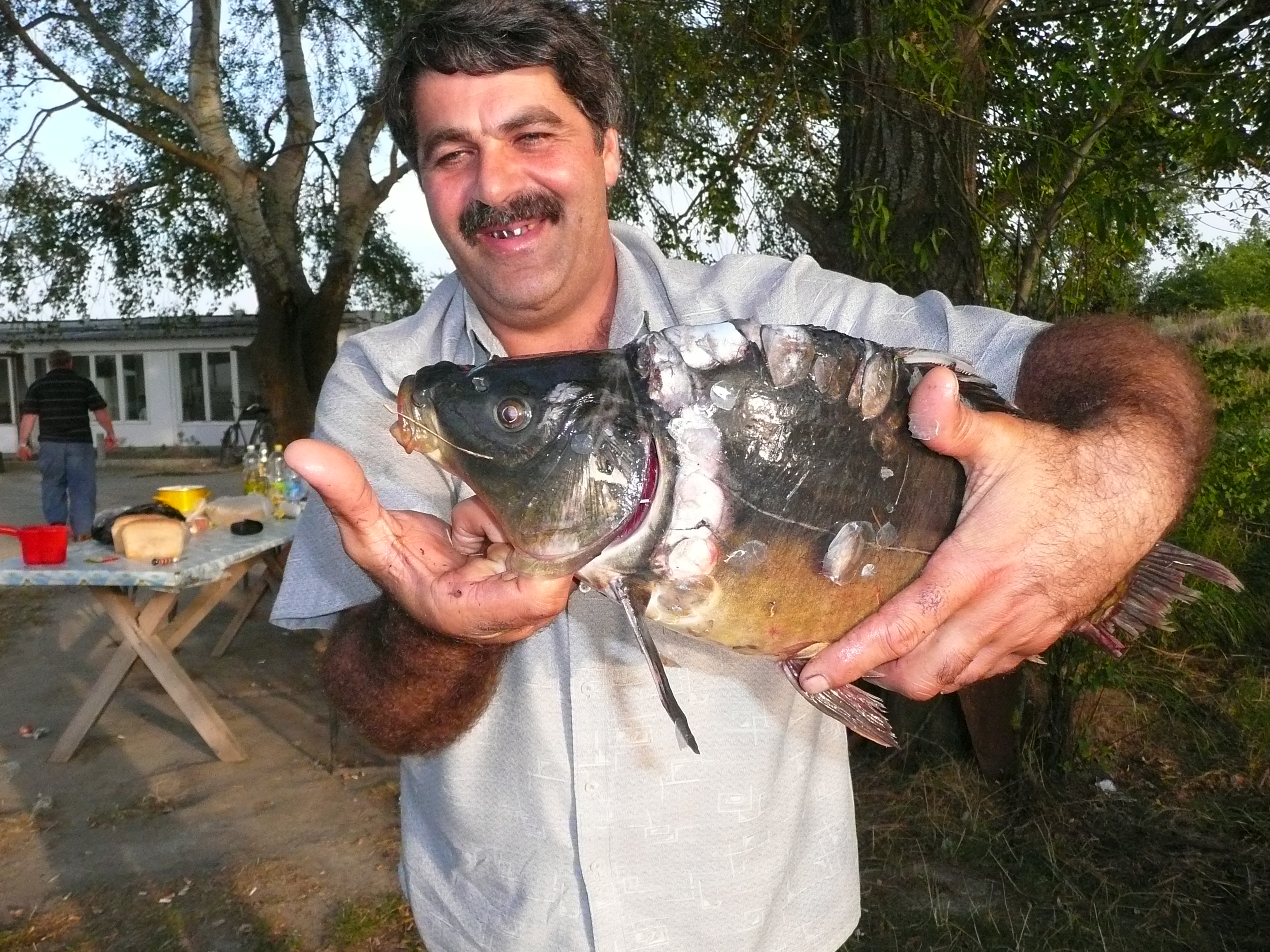 рыбалка в ставропольской станице